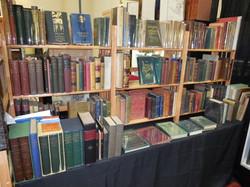 Pacific Coast Books - Book Fair 19