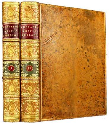 Arctic Zoology: Pennat, Thomas (1726-1798)