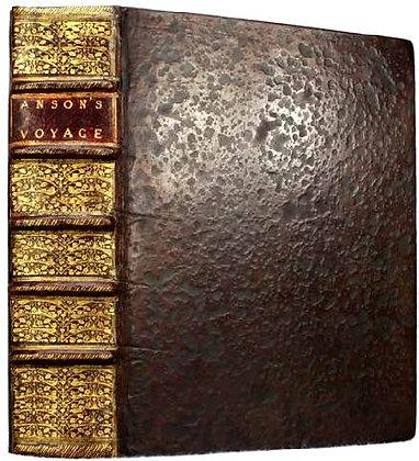 Voyage Round The World - ANSON, George (1697-1762)