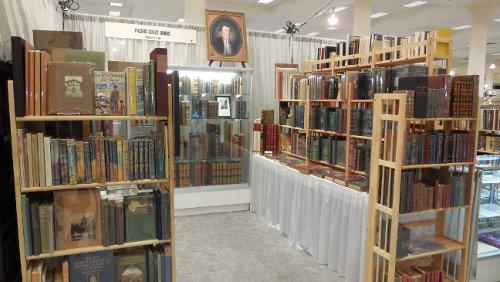 Pacific Coast Books - Book Fair 9