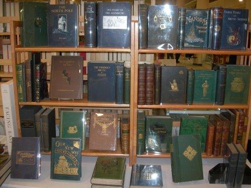 Pacific Coast Books - Book Fair 5