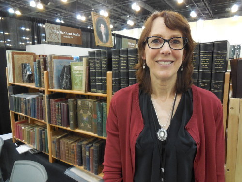Pacific Coast Books - Book Fair 4