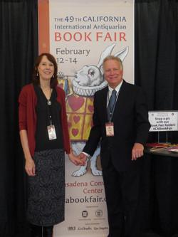 Pacific Coast Books - Book Fair 1