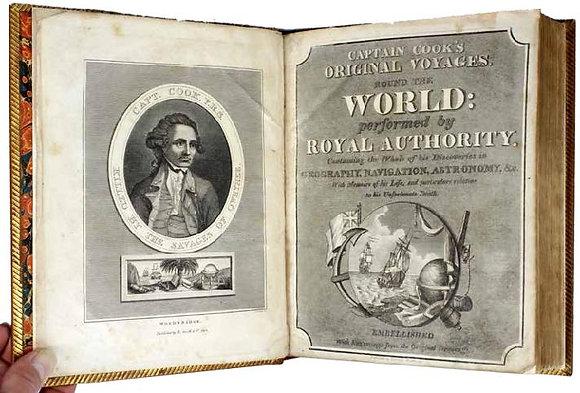 COOK, Captain James (1728-1779)
