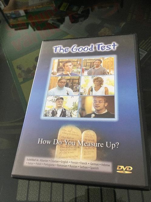 (ENG) The Good Test DVD