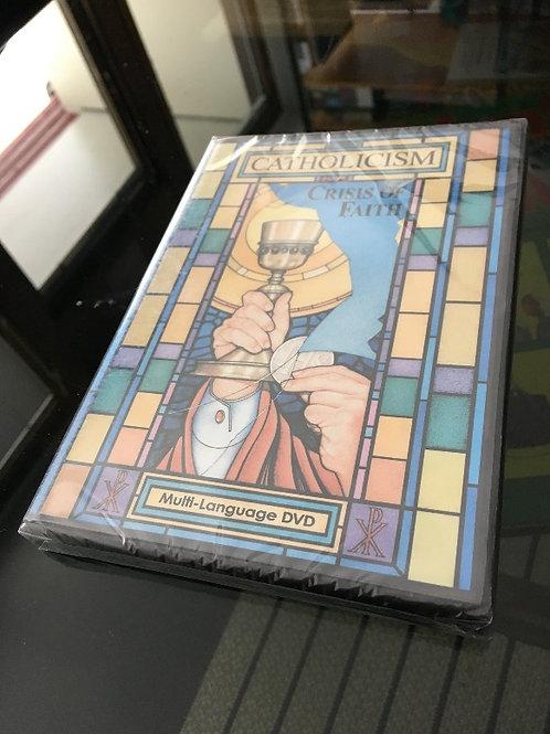 (8 language DVD) Catholicism Crisis of Faith