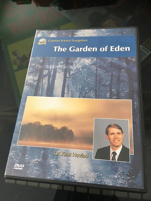 (ENG) The Garden of Eden DVD