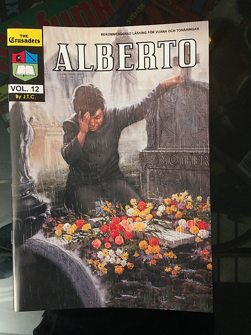 (SWE) Alberto  ( Del 1 )  Serietidning