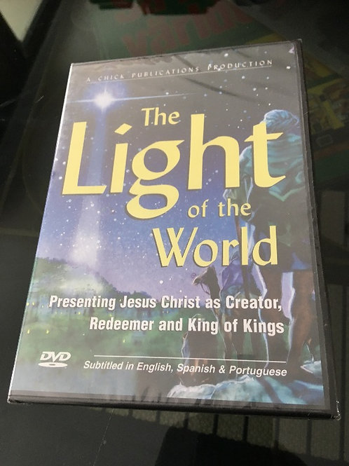 (ENG) The Light of the World DVD