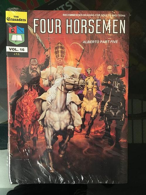 (ENG) Four Horsemen PART FIVE