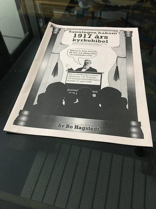 (SWE) Sanningen bakom 1917 års kyrkobibel (20 sidor)