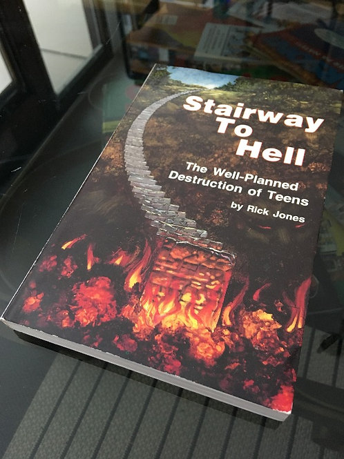 (ENG) Stairway To Hell