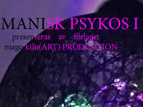 Manisk Psykos I (PDF) 40 sidor