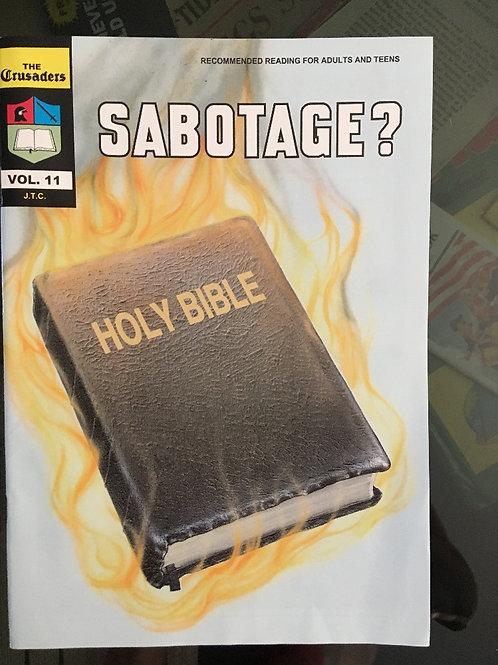 (ENG) Sabotage