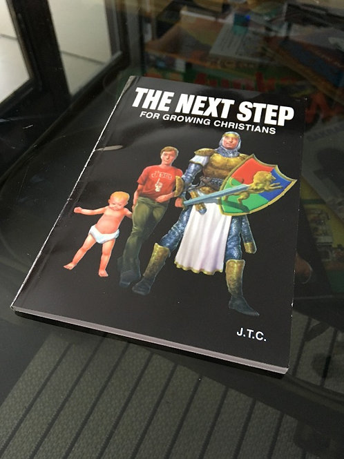 (ENG) The Next Step For Growing Christians