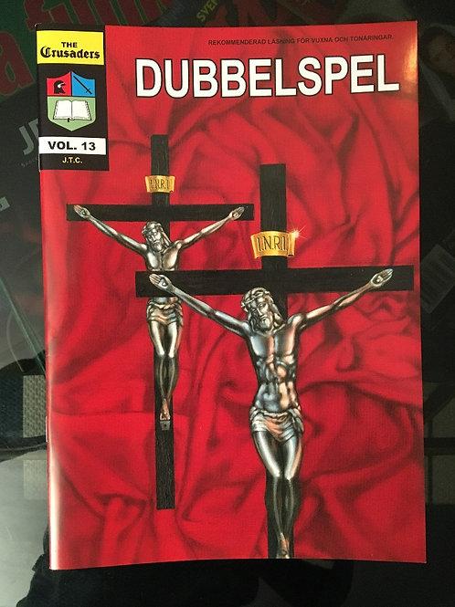 (SWE) Dubbelspel  ( Del 2 )  Serietidning