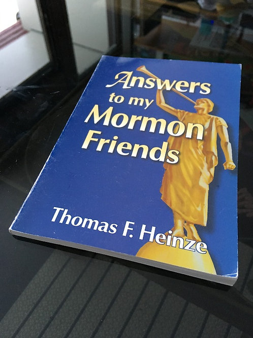 (ENG) Answers to my Mormon Friends
