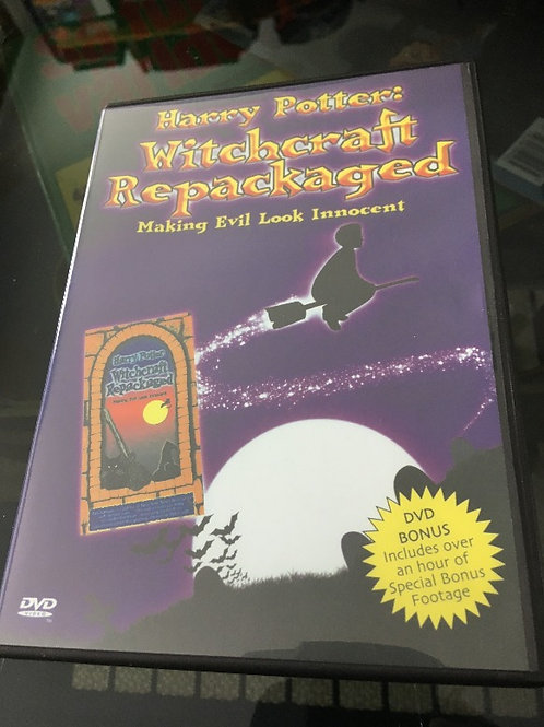 (ENG) Harry Potter, Witchcraft Repackaged DVD