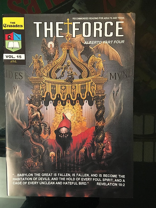 (ENG) The Force  PART FOUR