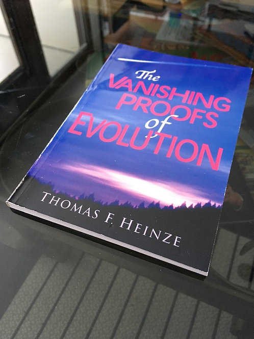 (ENG) the Vanishing Proofs of Evolution
