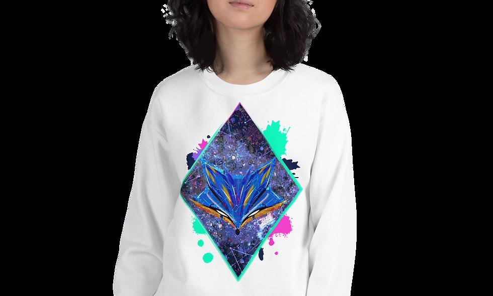 Vapor Space Kitsune x84 (Sweatshirt)