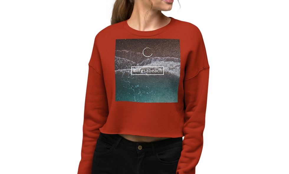 Life's a Beach (Sweatshirt)