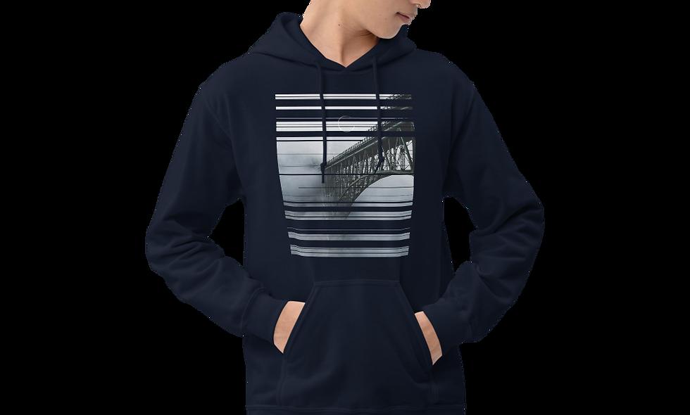Glitch Bridge (Hoodie)