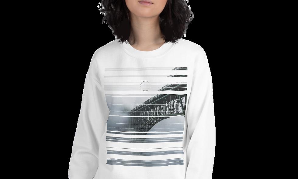 Glitch Bridge (Sweatshirt)