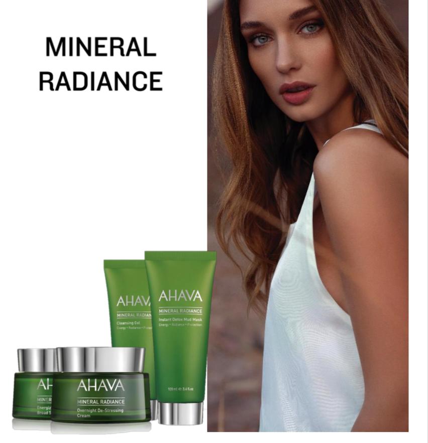AHAVA Mineral Radiance treat €50