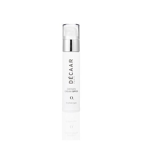 DÉCAAR oxygen cream spf30 50ml