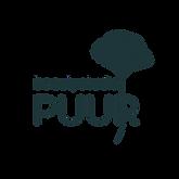 logo PUUR petrol transparant.png