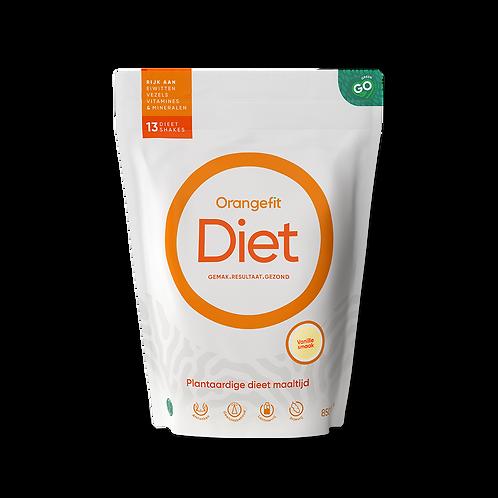 Orangefit Diet maaltijd shake