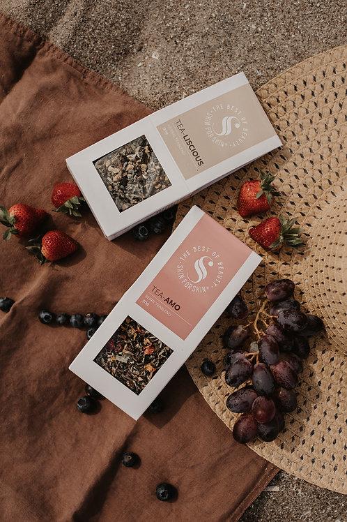 Skin for Skin tea blends