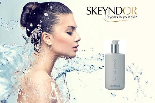 Skeyndor Aquatherm reiningsmilk of reinigingsgel