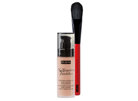 PupaNoTransfer foundation kit met gratis foundation kwast