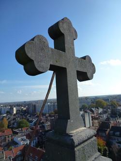 Saint Henri - croix
