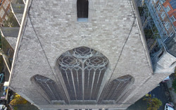 Saint Henri - façade Est