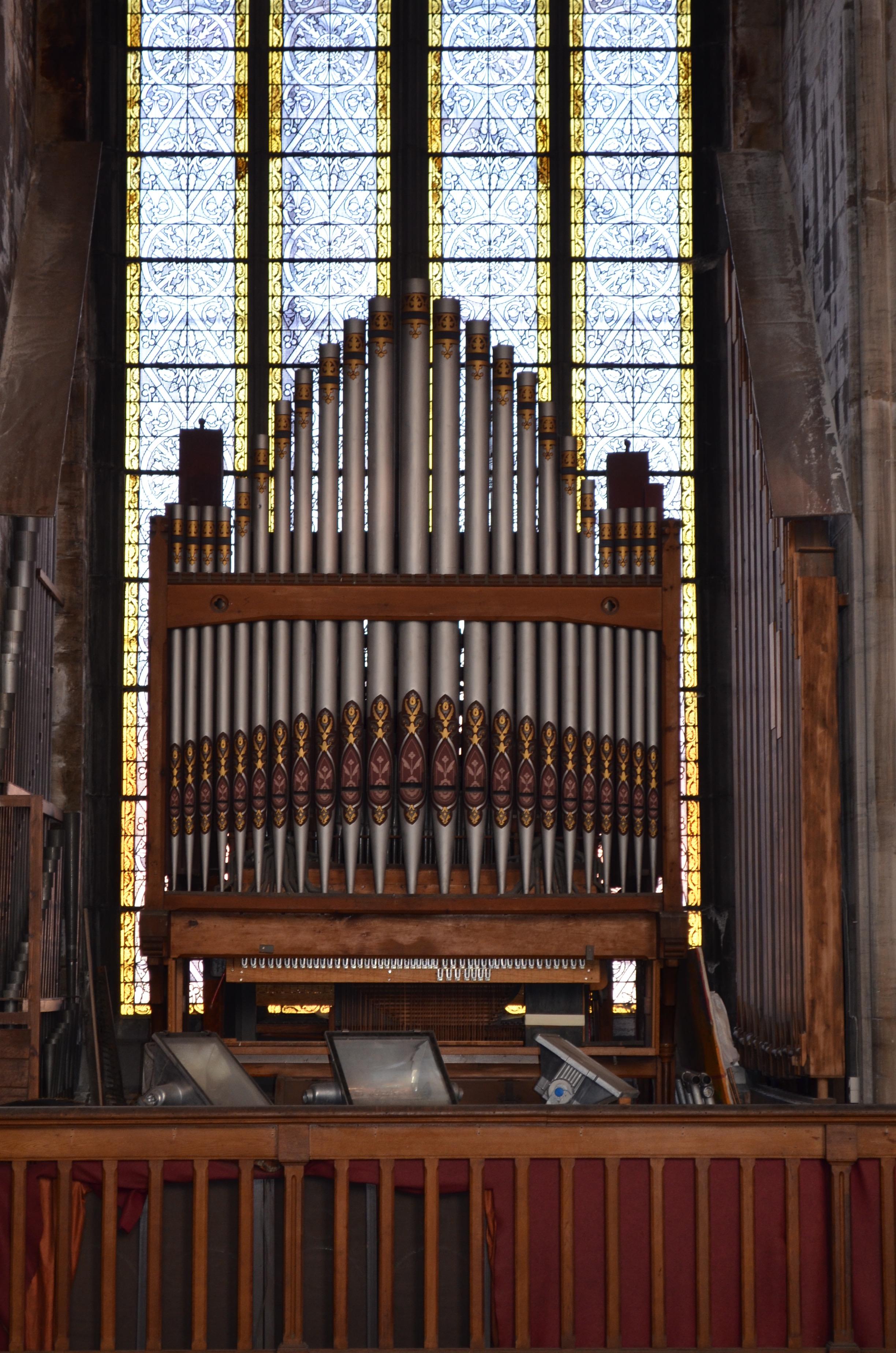 Saint Henri - orgue anglais