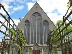 Saint Henri - façade Ouest