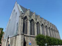 Saint Henri - façade Sud