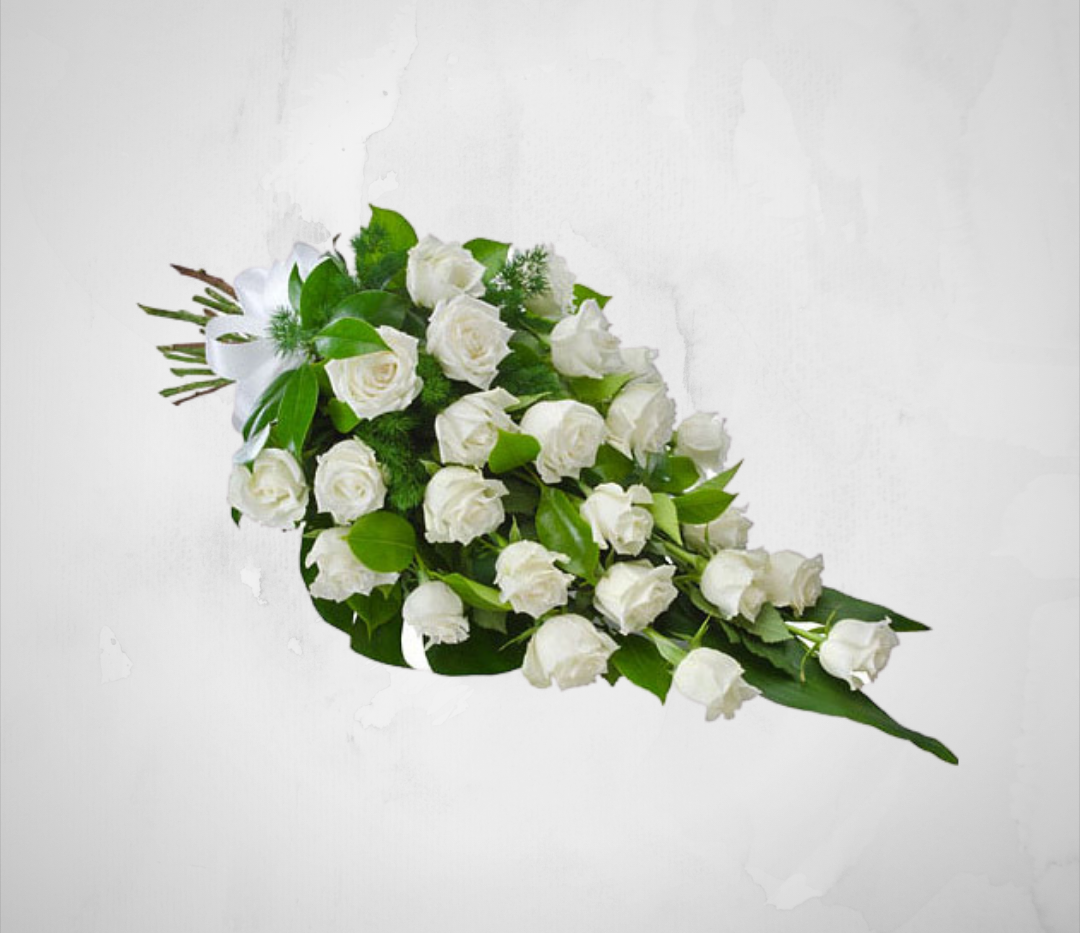 White Roses Tide Sheaf