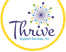 Thrive Support Services logo