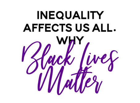 Black Lives Matter - How to Elevate Our Roles in Society