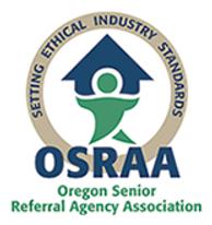 Oregon Senior Referral Agency Associatio