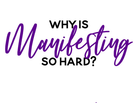 Why Is Manifestation So Hard?! How to Simplify Manifesting In Your Business