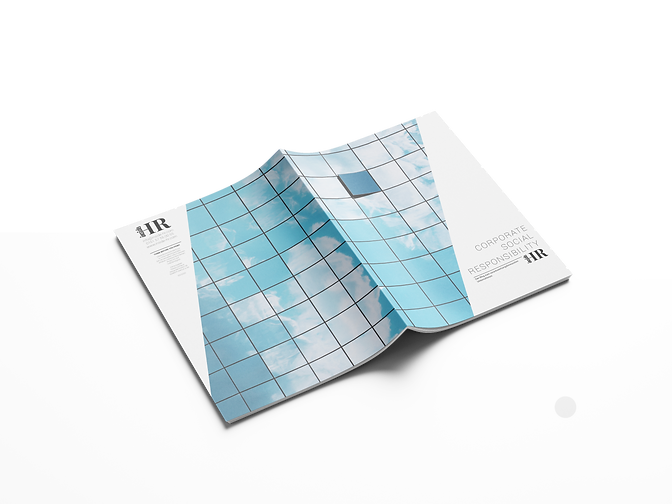 Corporate Social Responsibility Broschür