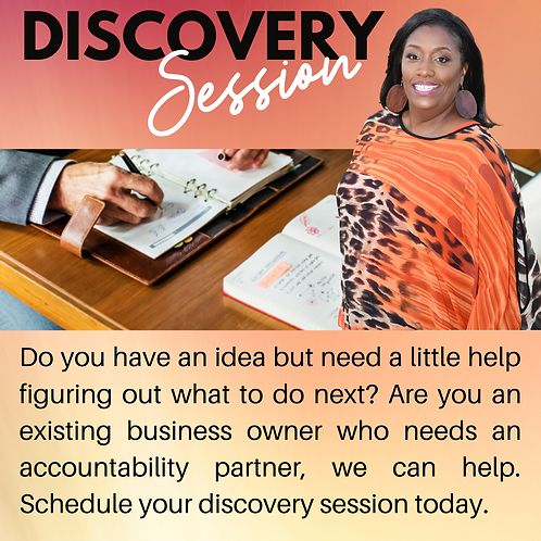 1-on-1 Discovery Session
