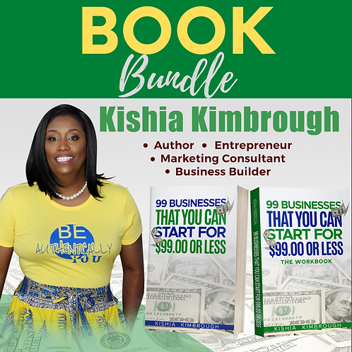 99 Businesses That You Can Start For $99.00 or LESS (Book Bundle)
