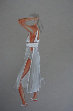 silhouette Yoli&Otis Jalaa dress