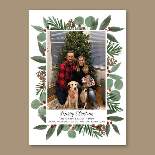 Carpp Christmas 2020 (Set of 100)